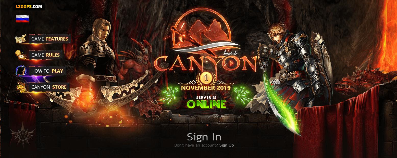 L2canyon.com